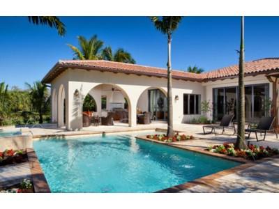Single Family for sales at Mediterra - Girona 15836 Savona Way Naples, Florida 34110 United States