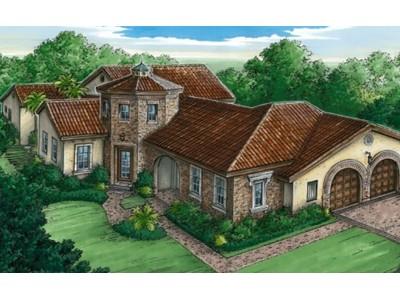 Single Family for sales at Mediterra - Cordoba 15836 Savona Way Naples, Florida 34110 United States