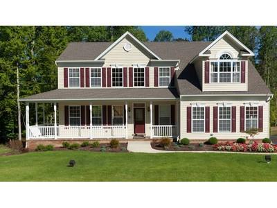 Single Family for sales at Marley Run - Stonebridge 1535 Marlin Lane Huntingtown, Maryland 20639 United States