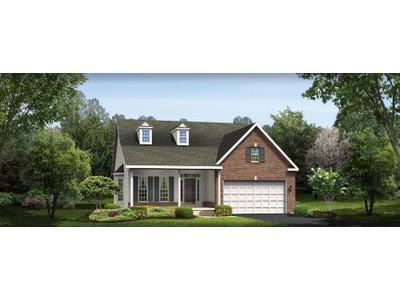 Single Family for sales at Virginia Manor - Legacy Series - Castleton 42035 Braddock Road Aldie, Virginia 20105 United States