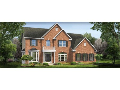 Single Family for sales at Lake Linganore At Eaglehead - Aspen Village - Courtland Gate 6703 Accipiter Drive New Market, Maryland 21774 United States