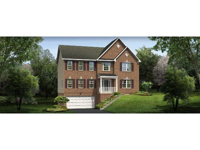 Single Family for sales at Cannon Bluff Single Family Homes - Traditional - Oakmont 2127 Brigade Circle Frederick, Maryland 21702 United States