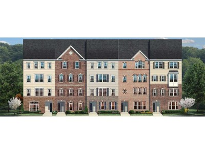Multi Family for sales at Linton At Ballenger Townhome Condominiums With Garage - Picasso (4a) 4901 Jack Linton Dr. North Frederick, Maryland 21703 United States