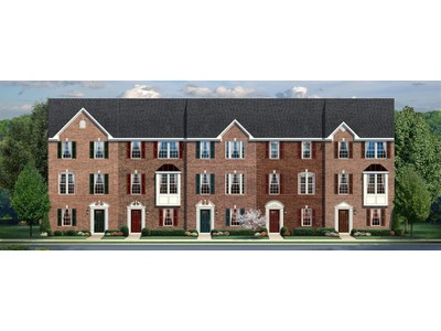 Multi Family for sales at Villages Of Urbana Townhomes - Mozart Attic 3581 Worthington Blvd Frederick, Maryland 21704 United States
