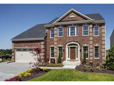 Single Family for sales at Wentworth Green Single Family Homes - Empress 7785 Culloden Crest Lane Gainesville, Virginia 20155 United States