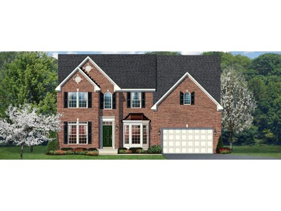 Single Family for sales at Virginia Manor - Executive Series - Oberlin Terrace 42035 Braddock Road Aldie, Virginia 20105 United States