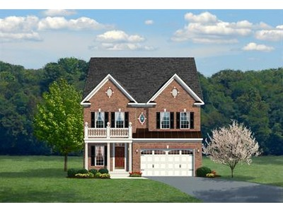 Single Family for sales at Wentworth Green Single Family Homes - Mckinley 7785 Culloden Crest Lane Gainesville, Virginia 20155 United States