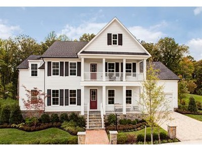 Single Family for sales at Potomac Shores - Fairways Overlook - Portsmouth 2175 Potomac River Blvd. Dumfries, Virginia 22026 United States