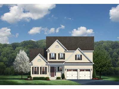 Single Family for sales at Gambrill Pointe - Cavanaugh Ridge Creek Way Springfield, Virginia 22153 United States