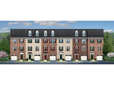 Multi Family for sales at Ellicott Crossing - Beethoven 3375 Ellicott Center Drive Ellicott City, Maryland 21043 United States