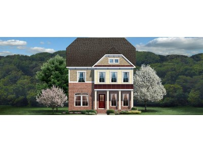 Single Family for sales at Clarksburg Village Single Family Neotraditional Series - John Steinbeck 11803 Emerald Green Drive Clarksburg, Maryland 20871 United States