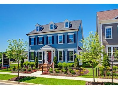Single Family for sales at Wincopia Farms - Beaconsfield 10010 Wincopia Farms Way Laurel, Maryland 20723 United States