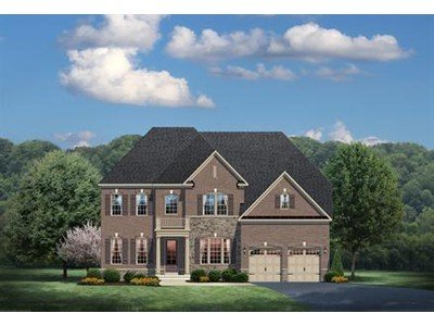 Single Family for sales at Wincopia Farms - Chapel Hill Ii 10010 Wincopia Farms Way Laurel, Maryland 20723 United States