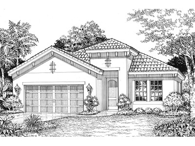 Single Family for sales at Reflection Lakes - Freshwater 2 14685 Sonoma Blvd. Naples, Florida 34114 United States