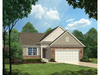 Single Family for sales at Sinclair 538 Wilmer Hollow Lane Wentzville, Missouri 63385 United States