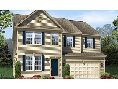 Single Family for sales at St. Martins - Alison 402 St. Martins Choice Ln Severna Park, Maryland 21146 United States