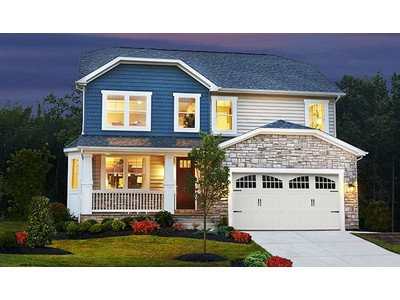 Single Family for sales at Tanyard Cove - Hemingway 302 Daleview Drive Glen Burnie, Maryland 21060 United States