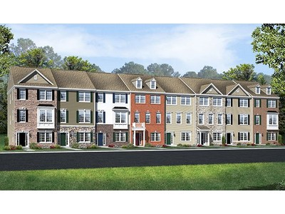 Single Family for sales at Eastchurch Townes - Kimberly E Church Street & Highland Street Frederick, Maryland 21701 United States
