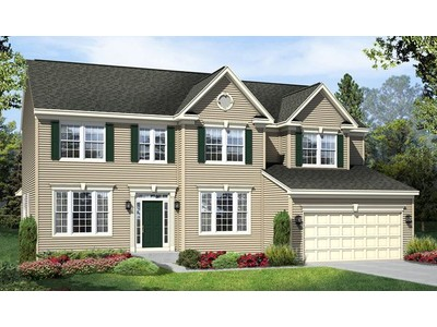 Single Family for sales at Briarfield Estates - Vanderbilt Ii 23997 Bishop Meade Place Ashburn, Virginia 20148 United States