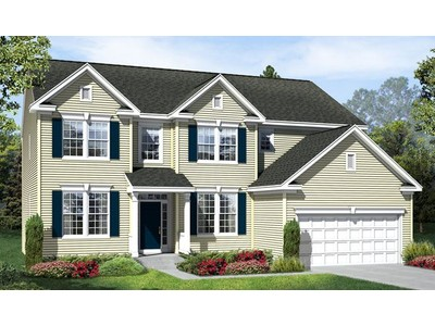 Single Family for sales at Briarfield Estates - Darla 23997 Bishop Meade Place Ashburn, Virginia 20148 United States