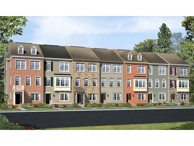 Single Family for sales at Embrey Mill Townes - Kimberly 201 Apricot Street Stafford, Virginia 22554 United States