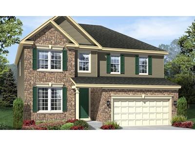 Single Family for sales at Moncure Estates - Hemingway 12 Daffodil Lane Stafford, Virginia 22554 United States