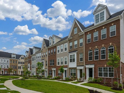Multi Family for sales at Brick Yard Station 16' And 20' Townhomes - Arcadia 12509 Brickyard Boulevard Beltsville, Maryland 20705 United States