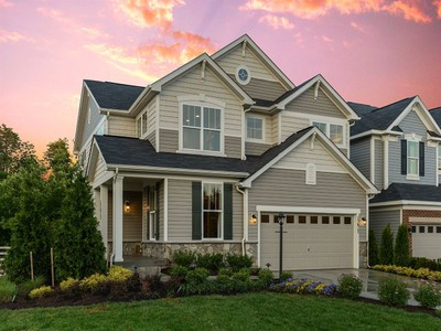 Single Family for sales at Norbeck Crossing Single Family Homes - Cashel Bay 3620 Clara Downey Avenue Silver Spring, Maryland 20906 United States