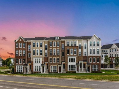 Multi Family for sales at East Gate Stacked Townhomes - Leesburg 25224 Poland Rd Chantilly, Virginia 20152 United States
