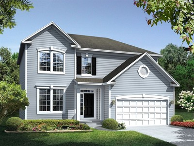 Single Family for sales at Winter Crest - Somerset 6405 Winter Crest Lane Elkridge, Maryland 21075 United States
