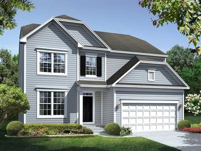 Single Family for sales at Winter Crest - Bristol 6405 Winter Crest Lane Elkridge, Maryland 21075 United States
