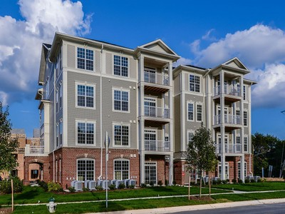 Multi Family for sales at Kaleidoscope At Norbeck Crossing - Tenley 3850 Clara Downey Avenue Silver Spring, Maryland 20906 United States