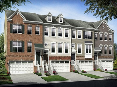 Multi Family for sales at Norbeck Crossing Townhomes - Renard 3620 Clara Downey Avenue Silver Spring, Maryland 20906 United States