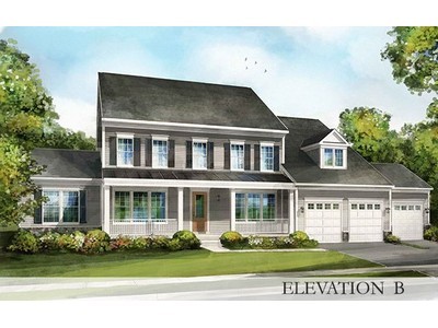 Single Family for sales at Selma Estates - The Peterson  Leesburg, Virginia 20176 United States
