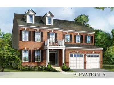 Single Family for sales at Summit Oaks - The Davidson  Lorton, Virginia 22079 United States