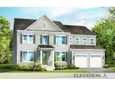 Single Family for sales at Selma Estates - The Pembroke  Leesburg, Virginia 20176 United States