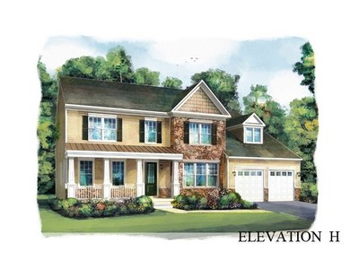 Single Family for sales at Sudley Farm - The Colton  Centreville, Virginia 20120 United States
