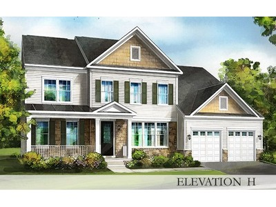 Single Family for sales at Sudley Farm - The Peterson  Centreville, Virginia 20120 United States