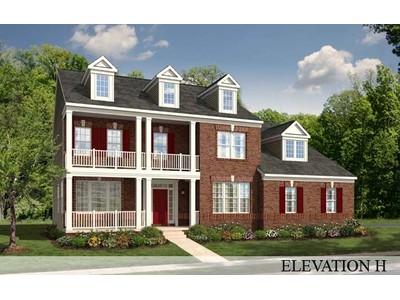 Single Family for sales at Selma Estates - The Sutton  Leesburg, Virginia 20176 United States