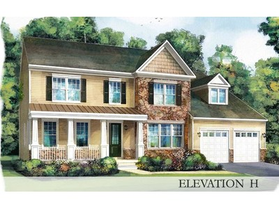 Single Family for sales at Selma Estates - The Colton  Leesburg, Virginia 20176 United States