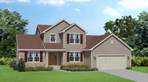 Single Family for sales at Belle Chasse - Alpine Durham Drive And Belle Chasse Parkway Muskego, Wisconsin 53150 United States