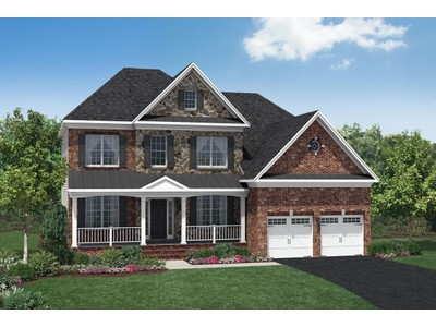 Single Family for sales at Lenah Mill - The Carolinas - Ellsworth Ii 24305 Sparrow Pond Court Aldie, Virginia 20105 United States