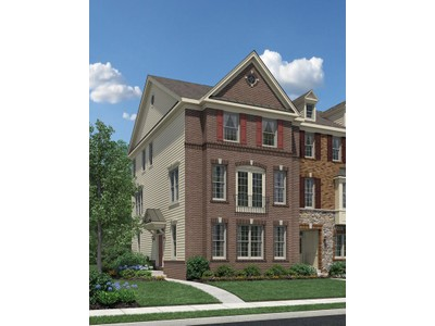 Multi Family for sales at Moorefield Green - The Manors - Easton 22641 Norwalk Square Ashburn, Virginia 20148 United States