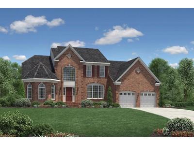 Single Family for sales at Marlboro Ridge - The Hunt - Waterford 11309 Marlboro Ridge Road Upper Marlboro, Maryland 20772 United States