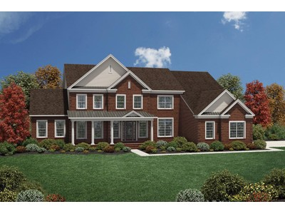 Single Family for sales at Patuxent Chase - Wimbleton 11502 Fox River Drive Ellicott City, Maryland 21042 United States