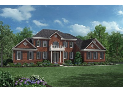 Single Family for sales at Trotters Glen - Covington 133 Brimstone Academy Court Olney, Maryland 20832 United States