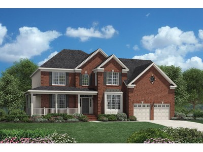 Single Family for sales at Arundel Forest - The Glen - Columbia 1647 Disney Road Severn, Maryland 21144 United States