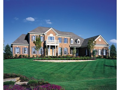 Single Family for sales at The Reserve At Triadelphia Crossing - Chamberlain 14509 Edgewoods Way Glenelg, Maryland 21737 United States