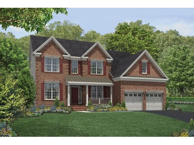 Single Family for sales at Arundel Forest - The Glen - Ellsworth 1647 Disney Road Severn, Maryland 21144 United States