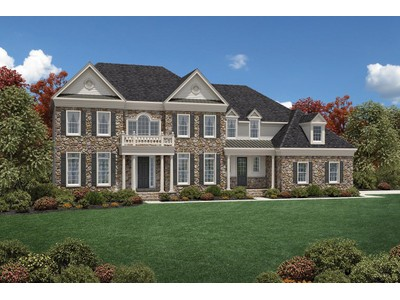 Single Family for sales at Trotters Glen - Weatherstone 133 Brimstone Academy Court Olney, Maryland 20832 United States